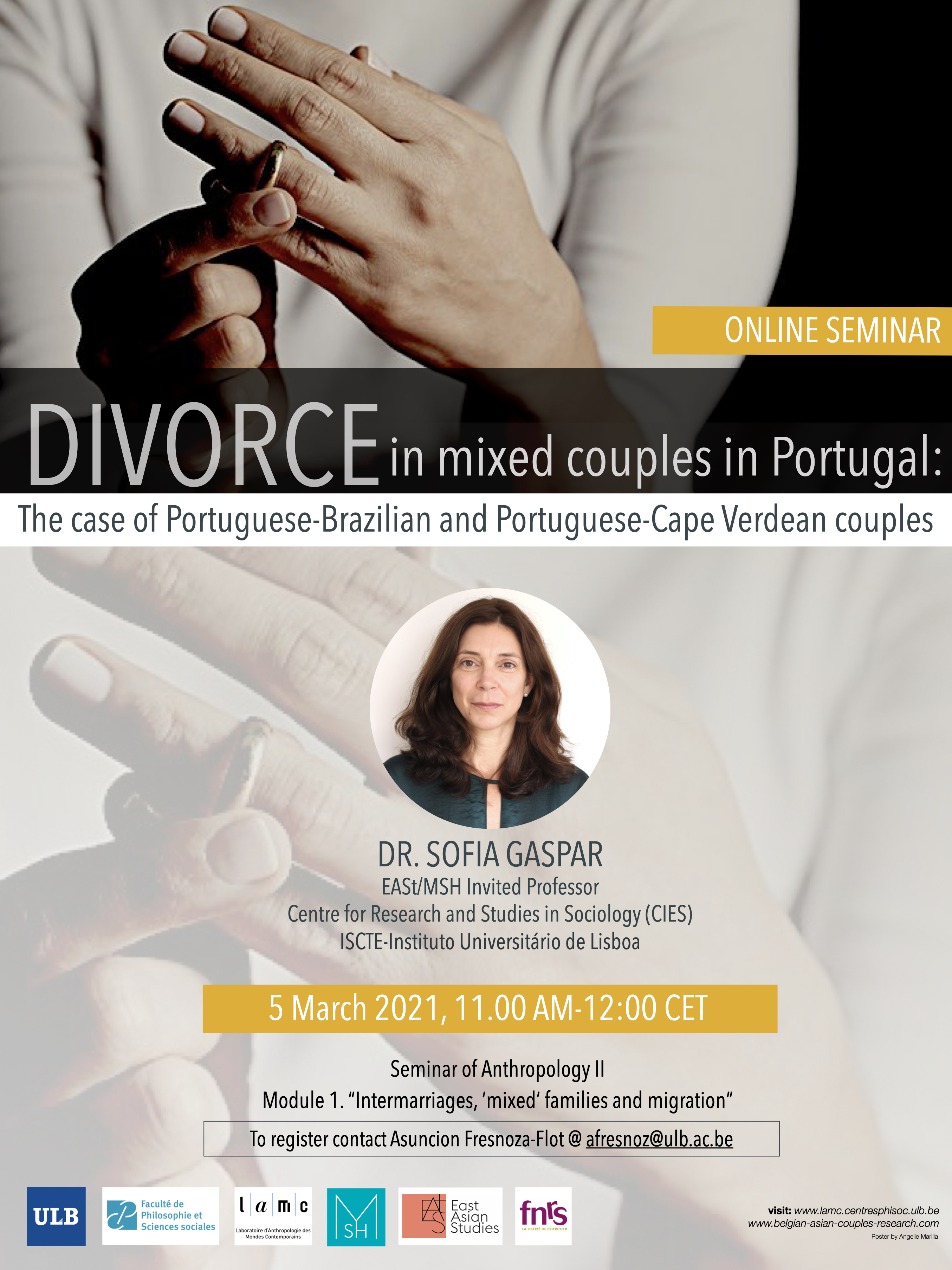 Divorce in mixed couples in Portugal: the case of Portuguese-Brazilian and Portuguese-Cap Verdean people