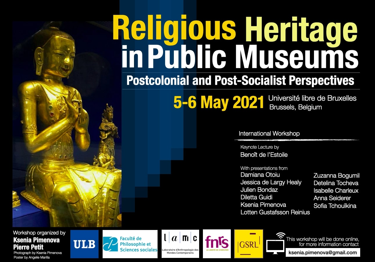 Religious Heritage in Public Museums
