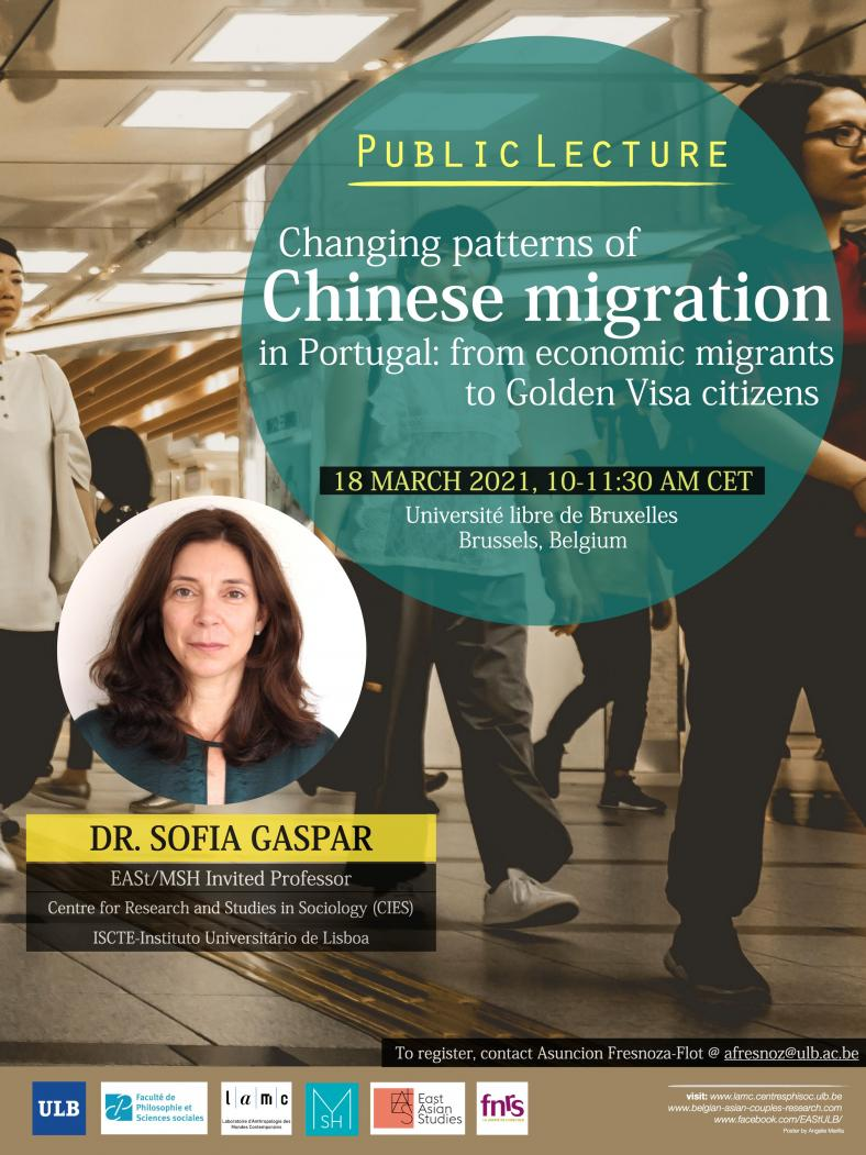 Changing patterns of Chinese migration to Portugal: from economic migrants to Golden Visa citizens