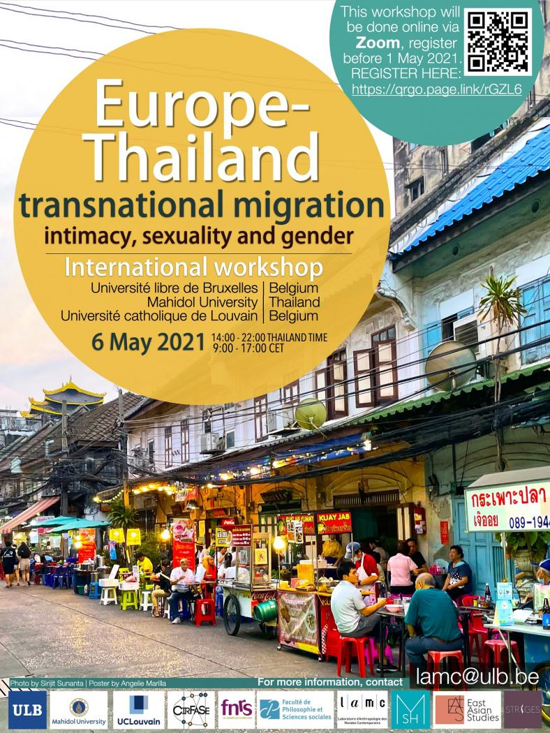 Europe-Thailand transnational migration: intimacy, sexuality and gender