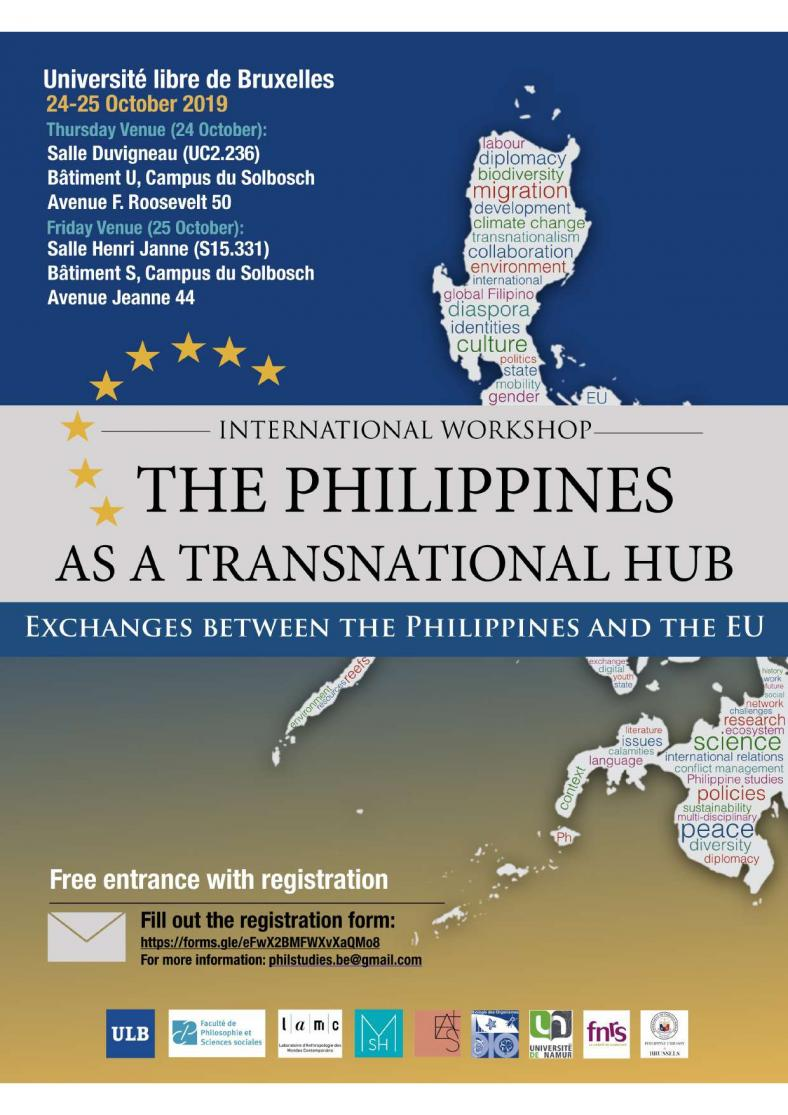 The Philippines as a Transnational Hub: Exchanges between the Philippines and the EU